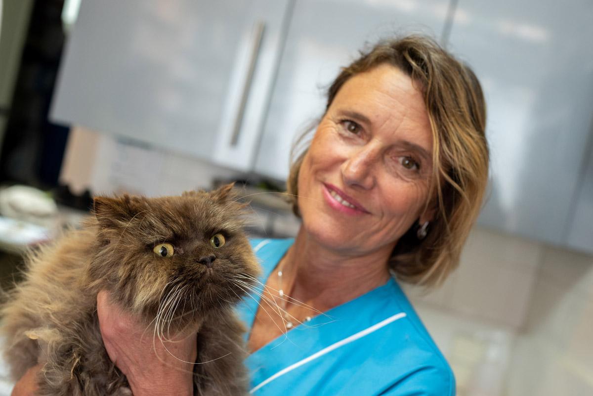 Clinique Vétérinaire des Orangers - Le Cannet-Frédérique LEFAY